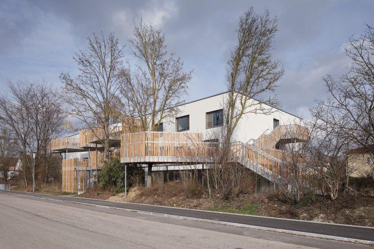 Projekt: Wohnheim St. Johannes_D-Rain am Lech Architekt: UTA Architekten und Stadtplaner GmbH Ort: D-Rain am Lech Datum: 2019/02