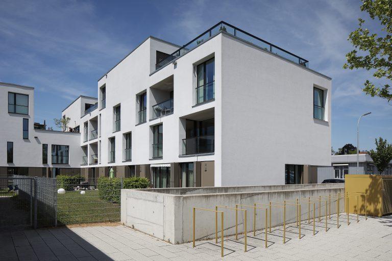 Projekt: Am Viehmarktplatz-15_1OG-links_3Zi-Wohnung Architekt: Gemeinnützige Wohnungsbaugesellschaft GmbH / Beyer + Dier - Architekten - Stadtplaner / Architekturbüro Brand    Ort: D-Ingolstadt Datum: 2019/05