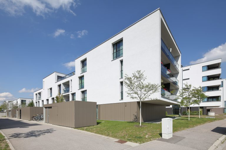 Projekt: Luise-Rinser-Straße-11_EG-links_3Zi-Wohnung_D-Ingolstadt Architekt: Gemeinnützige Wohnungsbaugesellschaft GmbH / Beyer + Dier - Architekten - Stadtplaner / Architekturbüro Brand    Ort: D-Ingolstadt Datum: 2019/05