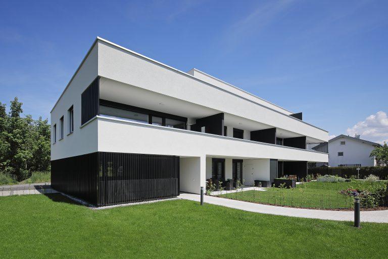Projekt: WA Florastraße Architekt: FISCHER SCHMIEDER ARCHITEKTEN Ort: A-Feldkirch Datum: 2019/05