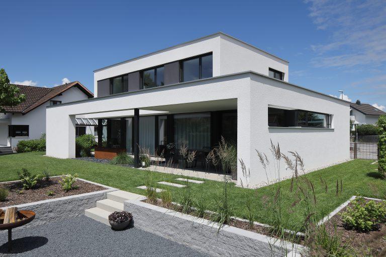 Projekt: Haus Preiss Architekt: WOM Architektur & Bau GmbH Ort: A-Rankweil Datum: 2019/06