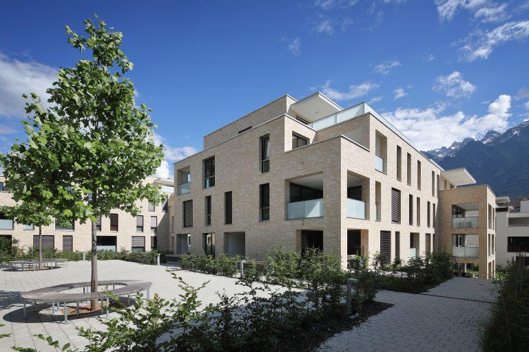 Projekt: WA Werdenberg GU: i+R Wohnbau GmbH Ort: A-Bludenz Datum: 2019/06