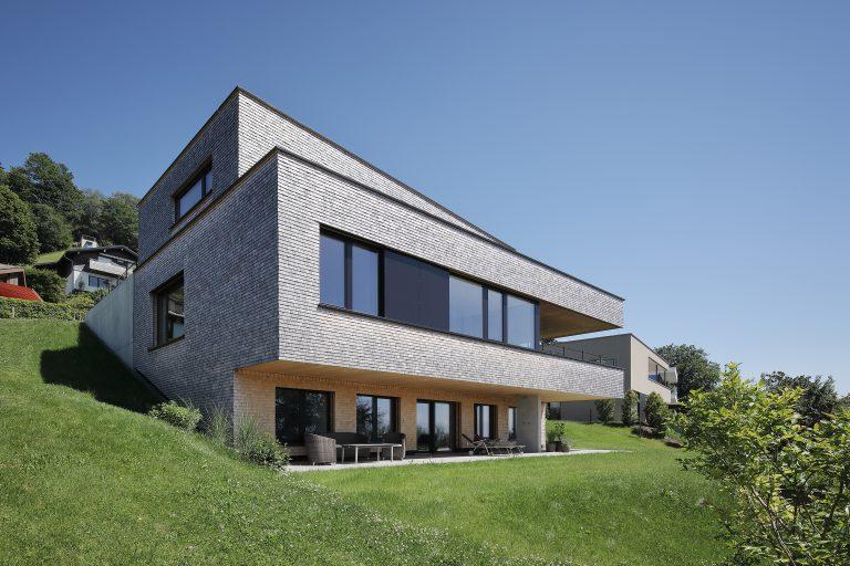 Projekt: Haus Keetman Architekt: Architektur Jürgen Hagspiel Ort: A-Bildstein Datum: 2019/06