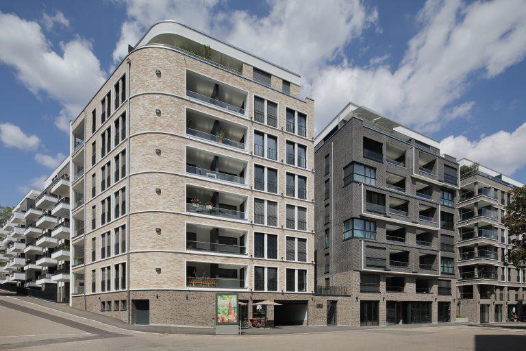 Projekt: WA Das Rosenberg Fassade: Ströher GmbH  Ort: D-Stuttgart Datum: 2019/08