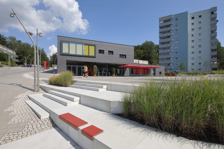 Projekt: KID-Kindergrippe und Gemeindezentrum_D-Donauwörth Architekt: UTA Architekten und Stadtplaner GmbH Ort: D-Donauwörth Datum: 2019/08
